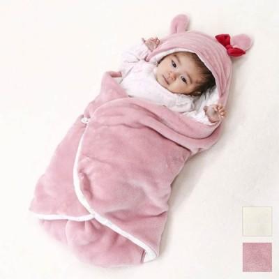 coeur a coeur(クーラクール) ニューアフガン (50〜70cm)  女の子 キムラタン 子供服[おくるみ/雑貨]