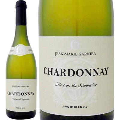 白ワイン 70ml wine ジャン マリー ガルニエ シャルドネ セレクション デュ ソムリエ 2018 chardonnay