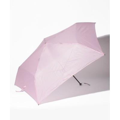 (estaa/エスタ)estaa(エスタ)AIRSLIM 超軽量らくらく開閉折りたたみ傘 50cm/レディース ペールピンク