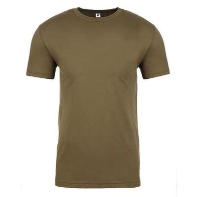 メンズ 衣類 トップス Next Level Usa Men's Cotton Tee Nl3600A Tシャツ