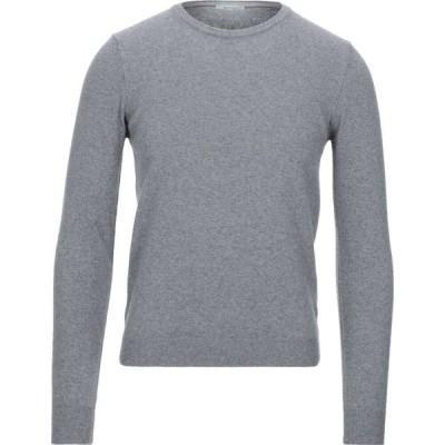 ブロック23 BLOCK23 メンズ ニット・セーター トップス Sweater Grey