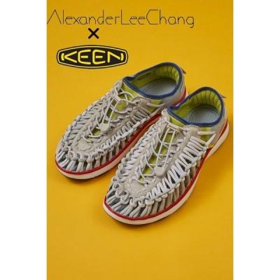 AlexanderLeeChang アレキサンダーリーチャン KEEN UNEEK02 COME THE SUN キーン コラボ サンダル ユニーク ユニセックス ブランド