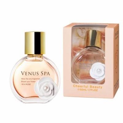 ヴィーナススパ VENUS SPA チアフルビューティ オードパルファム EDP SP 50ml 【香水】【odr】【送料無料】