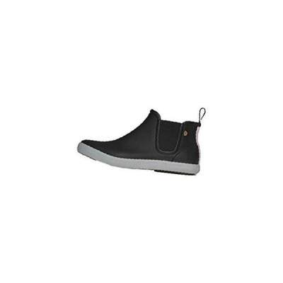BOGS レディース Kicker Rain Chelea 防水ブーツ US サイズ: 24 カラー: ブラック