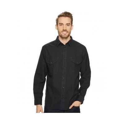 Filson フィルソン メンズ 男性用 ファッション ボタンシャツ Lightweight Alaskan Guide Shirt - Midnight Navy