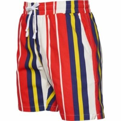 アメリカンスティッチ American Stitch メンズ ショートパンツ ボトムス・パンツ twill-e-z shorties Red/White/Navy