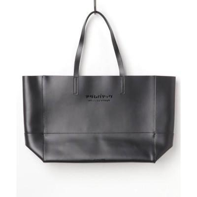トートバッグ バッグ 【ADAMPATECK / アダムパテック】patent leather tote/パテントレザートート TIGARD