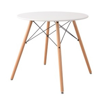 単品 単品 ダイニングテーブル ホワイト 白 ホワイト 白  送料無料