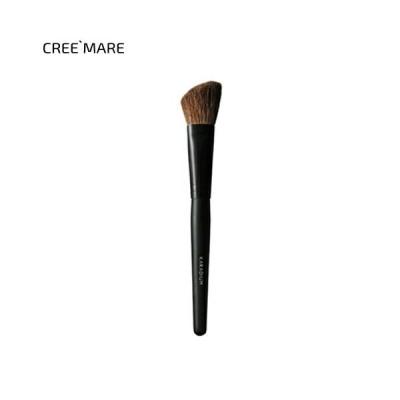 韓国コスメ cosme カラディウム KARADIUM メイクブラシ 化粧ブラシ シェーディングブラシ フェイスブラシ 斜めカット ななめ 単品
