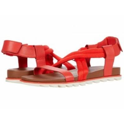 SOREL ソレル レディース 女性用 シューズ 靴 サンダル Roaming(TM) Decon Sandal Signal Red【送料無料】