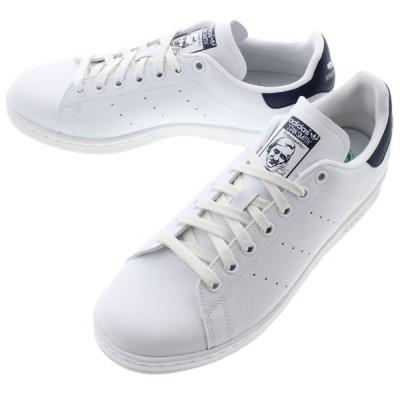アディダス adidas スニーカー スタンスミス ビーガン STAN SMITH VEGAN フットウェアホワイト/カレッジネイビー/フットウェアホワイト FU9611