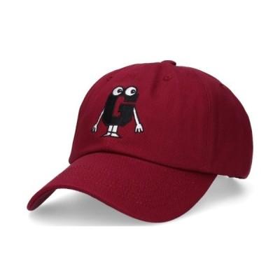 帽子 キャップ 【GUESS】GS×GENERATIONS LOGO 6P CAP