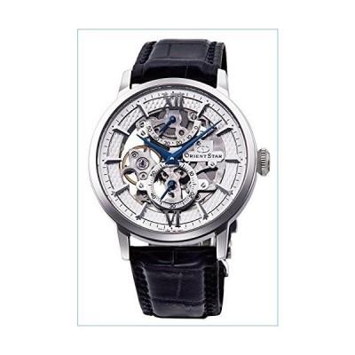 ORIENT STAR Flagship Skeleton Power Reserve Spherical Sapphire Watch DX0001S並行輸入品