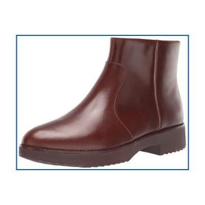 【新品】FitFlop Women's Maria Ankle Boots Fashion, Chocolate Brown, 7 M US【並行輸入品】