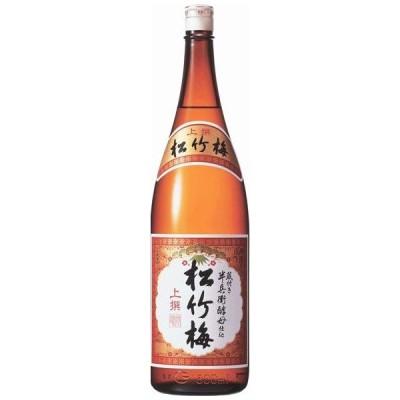 [清酒・日本酒]9本まで同梱可 宝酒造 上撰松竹梅 1.8L 1本 (1800ml 寶 タカラ)※