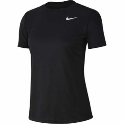 ナイキ ウィメンズ DRI-FIT レッグ クルー Tシャツ【NIKE】ナイキTシャツ(AQ3211)19SP