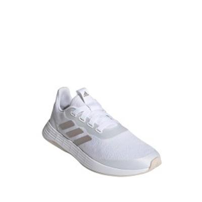 アディダス レディース スニーカー シューズ Qt Racer Sport Sneaker FTWWHT/CHA