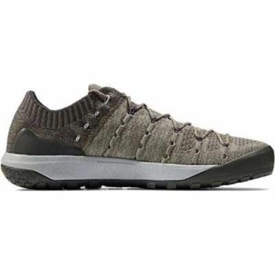 マムート Mammut メンズ クライミング シューズ・靴 Hueco Knit Low Shoe Tin/Dark Tin