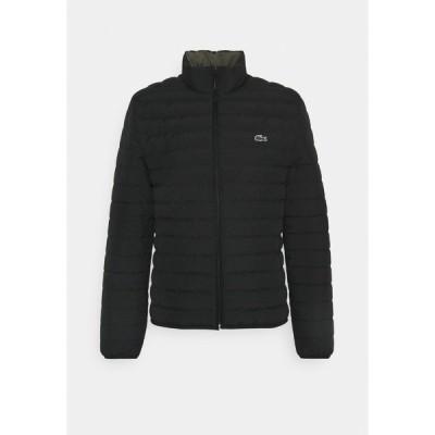 ラコステ ジャケット&ブルゾン メンズ アウター Light jacket - black/tank