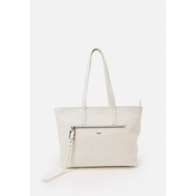 フューゴ レディース ハンドバッグ バッグ KIM - Handbag - white white