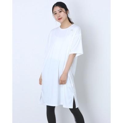 オークリー OAKLEY レディース 半袖機能Tシャツ RADIANT TENDER ONE-PIECE FOA500159 (ホワイト)