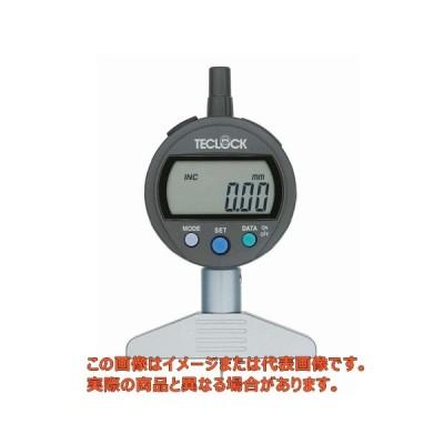 デジタルデプスゲージ【DMD-210J テクロック】