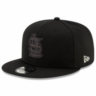 New Era ニュー エラ 帽子 キャップ New Era St. Louis Cardinals Black 2019 Players Weekend 9FIFTY Adjustable Snapback Hat
