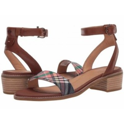 Sperry スペリー レディース 女性用 シューズ 靴 ヒール Seaport City Sandal Ankle Strap Woven Leather Cathay Spice/Kick【送料無料】