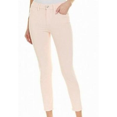 ファッション パンツ Current/Elliot Womens Light Pink Size 25 Skinny Slim Casual Pants