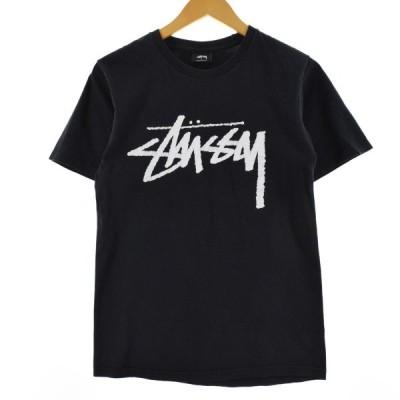 ステューシー STUSSY サーフ スケートTシャツ メンズS /eaa151535