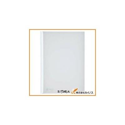 リヒト A4/Sスライドバーファイル(10冊入) 白 G1720-0 G17200