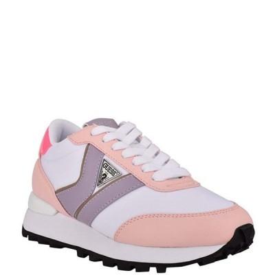 ゲス レディース スニーカー シューズ Samsin3 Colorblock Lace-Up Sneakers