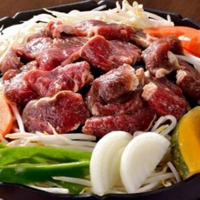 【ジンギスカン】味付ジンギスカン3種食べ比べ