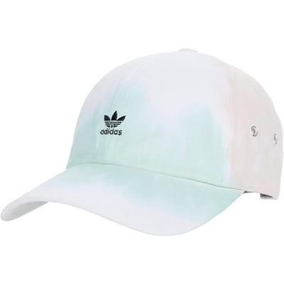 アディダス オリジナルス Originals Mini Logo Relaxed Cap レディース 帽子 Pink Pastel Wash