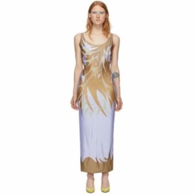 メイジー ウィレン Maisie Wilen レディース ワンピース ワンピース・ドレス Purple Printed Dress Lavender
