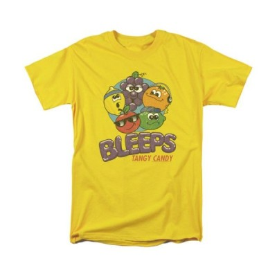 Tシャツ ダブルバブル Dubble Bubble Bleeps Candy Licensed Adult T Shirt
