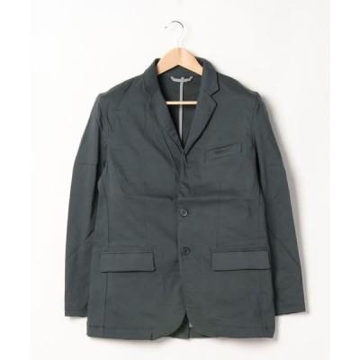 ジャケット テーラードジャケット 【Bl】ストレッチ テーラードジャケット