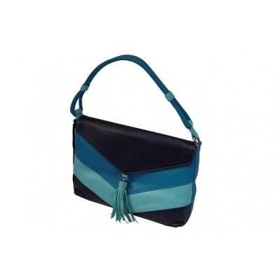 ポールスミス Paul Smith ハンドバッグ Q80330 ブルー 新品正規品