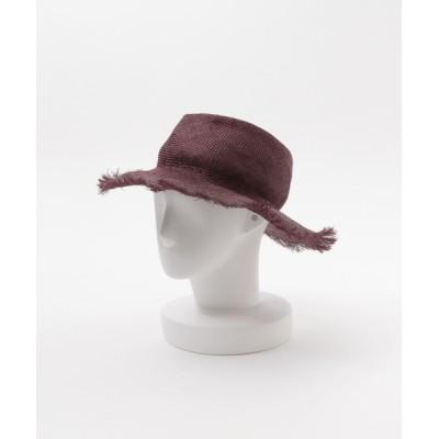 URBAN RESEARCH OUTLET / SHINJEO HAT∴ WOMEN 帽子 > ハット