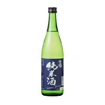 【ハクレイ酒造】日本酒 白嶺 純米 青 720ml 瓶 京丹後 地酒 白嶺