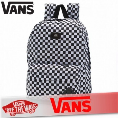 VANS バンズ バックパック リュックサック デイバッグ メンズ レディース オールドスクール チェッカーボード 鞄 新作 ヴァンズ