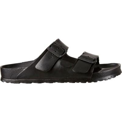 ビルケンシュトック Birkenstock レディース サンダル・ミュール シューズ・靴 Arizona Essentials EVA Sandals Black