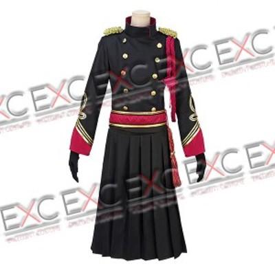 MARGINAL#4 愛、独裁-SAMURAI- 牧島シャイ(まきしましゃい) 風 コスプレ衣装