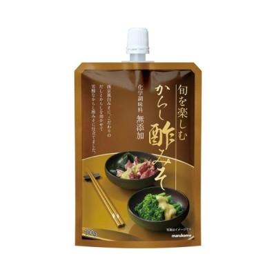 ●マルコメ からし酢みそ 100g /からし酢みそ 酢味噌 (在庫限り)(賞味期限:2021.10.7)