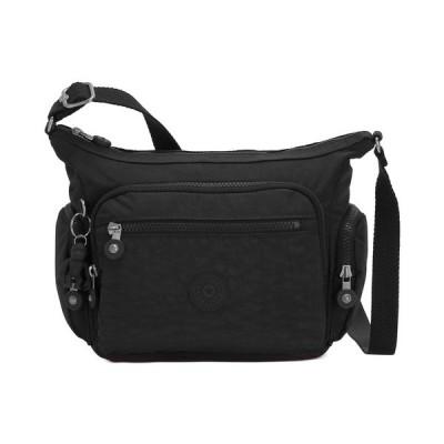 キプリング ショルダーバッグ バッグ レディース Gabbie S Shoulder Bag Black Noir