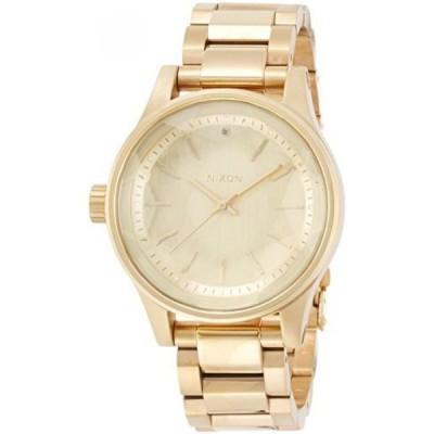 ニクソン 腕時計 レディースウォッチ NIXON FACET 38: ALL GOLD NA409502-00 Ladies