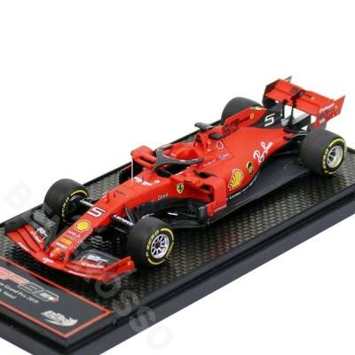 BBR MODELS 1/43スケール フェラーリ SF90 ベルギーGP 2019 S.ベッテル BBRC231B
