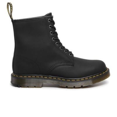 Dr.Martens SNOWPLOW 8EYE BOOT 1460 ドクターマーチン スノープロー 8ホール ブーツ BLACK R24039001