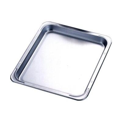 人気★タイガークラウン 天板 シルバー 250×290×23mm オーブン用天板250×290 スチール アルミメッキ オーブン台 1257