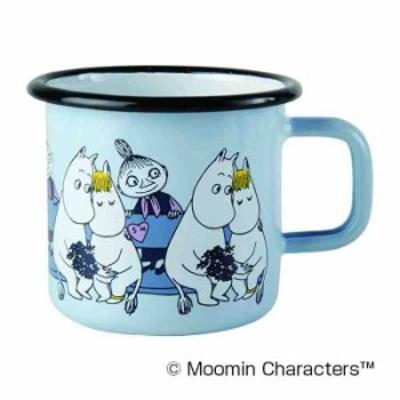 MOOMIN(ムーミン) ムーミンマグ フレンズ ムーミン&スノークのおじょうさん MRA060110